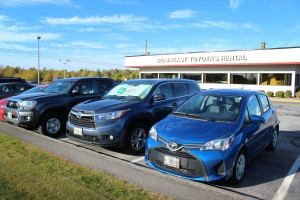 Downeast Toyota Rental 2