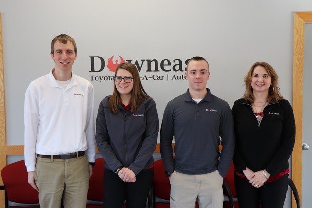 Why Downeast Toyota